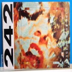 Discos de vinilo: FRONT 242 - TRAGEDY FOR YOU - NUEVO PROMO ESPAÑOL. Lote 97783015