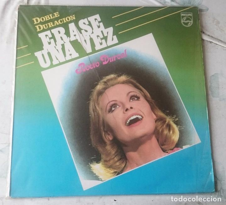 ROCÍO DURCAL: ERASE UNA VEZ...(POLYGRAM 1985) (Música - Discos - LP Vinilo - Solistas Españoles de los 50 y 60)