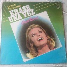 Discos de vinilo: ROCÍO DURCAL: ERASE UNA VEZ...(POLYGRAM 1985). Lote 97818919
