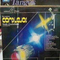 Discos de vinilo: FRANK CHACKSFIELD Y SU ORQUESTA - LAS NUEVAS CANDILEJAS - LP. DEL SELLO DECCA DE 1966. Lote 97832975