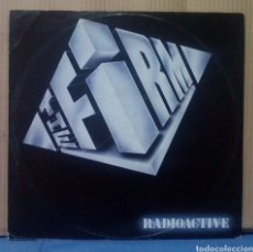 Discos de vinilo: THE FIRM - RADIOACTIVE 1985 UK / JIMMY PAGE / PAUL RODGERS. Lote 97836567