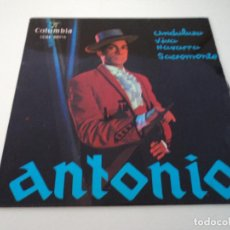 Discos de vinilo: ANTONIO EL BAILAOR CASA COLUMBIA ANDALUZA VIVA NAVARRA Y SACROMONTE. Lote 97847431