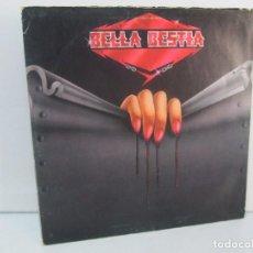 Discos de vinilo: BELLA BESTIA. LP VINILO. EDITADO POR RECORD 83. 1984. VER FOTOGRAFIAS ADJUNTAS. Lote 97847979