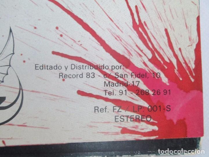 Discos de vinilo: BELLA BESTIA. LP VINILO. EDITADO POR RECORD 83. 1984. VER FOTOGRAFIAS ADJUNTAS - Foto 5 - 97847979