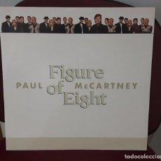 Discos de vinilo: PAUL MCCARTNEY - BEATLES - FIGURE OF EIGHT -MAXISINGLE - UK- 2 TEMAS. Lote 97862339