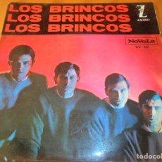 Discos de vinilo: LOS BRINCOS - FLAMENCO/ BYE BYE CHIQUITA/ NILA/ ES COMO UN SUEÑO - EP 1964. Lote 97862951