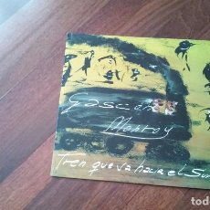 Discos de vinilo: GASCON MONROY-TREN QUE VA HACIA EL SUR.MAXI. Lote 97872379