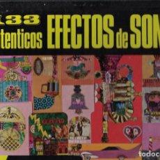 Discos de vinilo: EFECTOS DE SONIDO VINILO D005. Lote 97872387