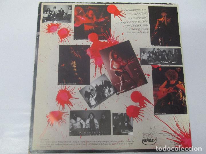 Discos de vinilo: BELLA BESTIA. LP VINILO. EDITADO POR RECORD 83. 1984. VER FOTOGRAFIAS ADJUNTAS - Foto 11 - 97847979