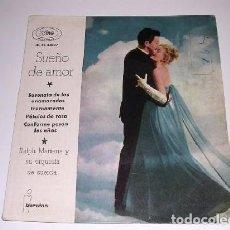 Discos de vinilo: SUEÑO DE AMOR - RALPH MARTERIE Y SU ORQUESTA DE CUERDA. Lote 97881919