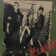 Discos de vinilo: THE CLASH-THE CLASH-1977(SPAIN 1984)-. Lote 143277678