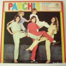 Discos de vinilo: PARCHIS CONTRA EL INVENTOR INVISIBLE. TONODISC. ARGENTINA. 1981. VINILO COMO NUEVO.. Lote 97929867