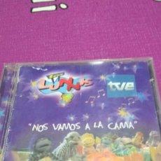 Discos de vinilo: CD ORIGINAL LOS LUNNIS: NOS VAMOS A LA CAMA. Lote 97931143
