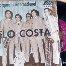 Discos de vinilo: E P (VINILO) DE LA ORQUESTA DE NELO COSTA AÑOS 70. Lote 97935707