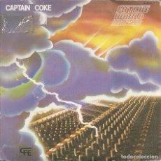 Vinyl-Schallplatten - FUTURE WORLD ORCHESTRA - CAPTAIN COKE / DAWN (SINGLE PROMO ESPAÑOL, CFE 1983) - 97951143