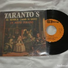 Discos de vinilo: TARANTO´S (LOS PEKENIKES) (LOS PASOS) SG EL SENECA / EL NUEVO PARAISO (1969) BUENA CONDICION. Lote 97959323