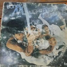 Discos de vinilo: BONEY M NIGHRFLIGHT TO VENUS. Lote 97962235