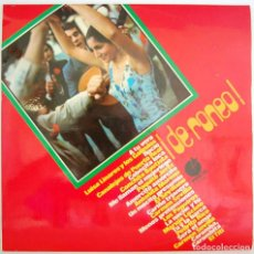 Discos de vinilo: ¡DE RONEO! CONCHITA BAUTISTA, CARMEN SEVILLA, PAQUITO JEREZ, LOS PAQUIROS, ETC. Lote 194973731