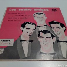 Discos de vinilo: SINGLE. LOS CUATRO AMIGOS. 1958.. Lote 97982679