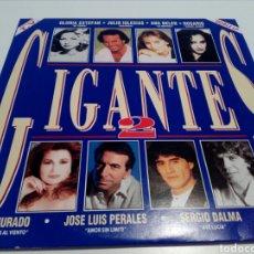Discos de vinilo: LP. GIGANTES 2. DOBLE DISCO. EPIC 1993.. Lote 97990747