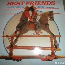 Discos de vinilo: BEST FRIENDS LP - VARIOS INTERPRETES - EDICION ALEMANA - IMPRESSION RECORDS 1982 - MUY NUEVO (5). Lote 97994075