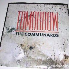 Discos de vinilo: THE COMMUNARDS TOMORROW. Lote 98004495