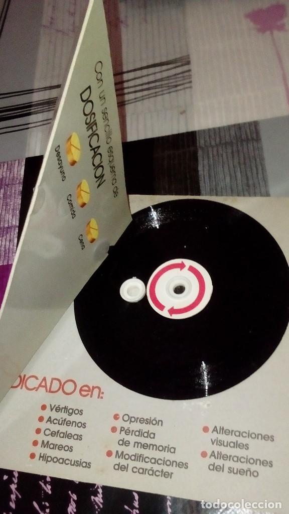 Discos de vinilo: BAL-5 DISCO CHICO 7 PULGADAS DR PERMITANOS HABLARLE DE LA INSUFICENCIA CIRCULATORIA CEREBRAL - Foto 2 - 98025367