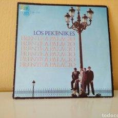 Discos de vinil: LOS PEKENIKES - FRENTE A PALACIO, TRAPOS VIEJOS. Lote 98039259