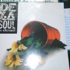 Discos de vinilo: DE LA SOUL LP IS DESDE.REEDICION.PRECINTADO. Lote 98041467