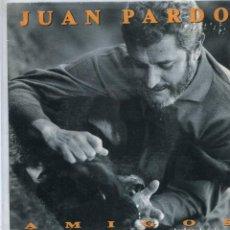 Discos de vinilo: JUAN PARDO / AMIGOS (SINGLE PROMO 1991). Lote 98043423