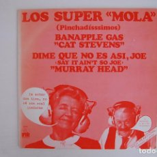 Discos de vinilo: VINILO - CAT STEVENS + MURRAY HEAD-LOS SUPER MOLA MAXI SINGLE - ARIOLA 1976. Lote 98046263