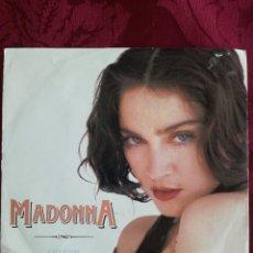 Discos de vinilo: SINGLE MADONNA VINILO CHERISH. Lote 98046999