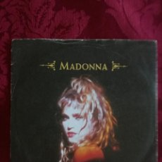Discos de vinilo: SINGLE MADONNA VINILO DRESS YOU UP. Lote 98047119