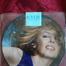 Discos de vinilo: SINGLE VINILO KYLIE ALL THE LOVERS. Lote 98047463
