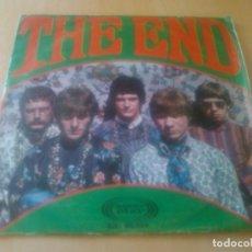 Discos de vinilo: THE END - LOVING, SACRED LOVING + WE'VE GOT IT MADE. Lote 98047723