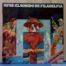 Discos de vinilo: MFSB - EL SONIDO DE FILADELFIA 1974. Lote 98051851