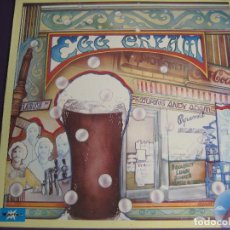 Discos de vinilo: EGG CREAM LP MARFER PYRAMID 1977 - PUB ROCK POP ROCK - BRINSLEY SCHWARZ. Lote 98060463