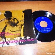 Discos de vinilo: ALICIA DE LARROCHA PAGINAS CELEBRES PARA PIANO 1 EP VINILO DEL AÑO 1963 HISPAVOX LIST CHOPIN. Lote 98066723