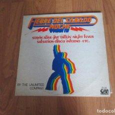 Discos de vinilo: FIEBRE DEL SABADO NOCHE - BY THE UNLIMITED COMPANY - GRAMUSIC - SPAIN - 1978 - P - . Lote 98067727