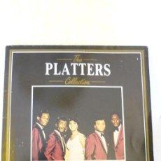 Discos de vinilo: 1 LP DE LOS PLATTERS. AÑO 1986.. Lote 98069735