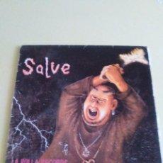 Discos de vinilo: VINILO ORIGINAL. LA POLLA RECORDS. SALVE. JOYA PUNK. 1ª EDICION. SOÑUA. SS - 125 . 1984. PUNK VASCO. Lote 98070279