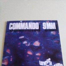 Discos de vinilo: VINILO ORIGINAL. COMANDO 9 MM UNETE AL COMANDO. 1ª EDICION LA GENERAL. 20.2180 1987 PUNK VASCO RADIC. Lote 98075151