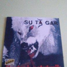 Discos de vinilo: SU - TA - GAR . HORTZAK ESTUTURIK. 1ª EDICION. LG - 341/92. EO - 015. 1992. Lote 98080847