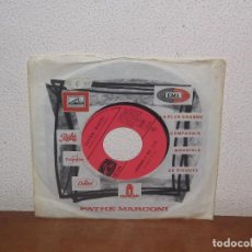 Discos de vinilo: SACHA DISTEL 7´´ MEGA RARE VINTAGE FRANCE. Lote 98083723