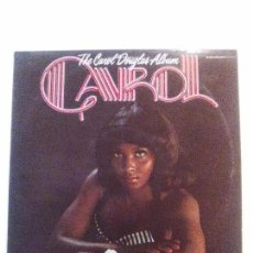Discos de vinilo: CAROL DOUGLAS THE CAROL DOUGLAS ALBUM ( 1975 RCA UK ) BUEN ESTADO GENERAL. Lote 98088815
