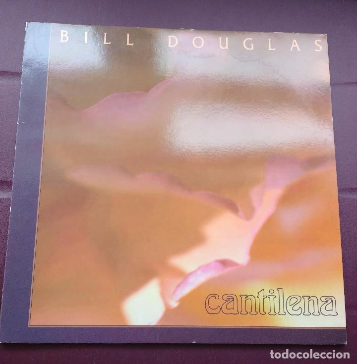 BILL DOUGLAS - CANTILENA (Música - Discos - LP Vinilo - Jazz, Jazz-Rock, Blues y R&B)