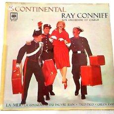 Discos de vinilo: SINGLE DE RAY CONNIFF (1966). Lote 98089188
