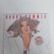 Discos de vinilo: DONNA SUMMER THE SUMMER COLLECTION ( 1985 MERCURY ESPAÑA ) BUEN ESTADO GENERAL DISCO MUSIC. Lote 98090495