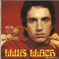 Discos de vinilo: LLUIS LLACH (EP) 1969 - CANÇÓ CATALANA (IRENE - DESPERTAR - RES NO HA ACABAT - TEMPS I TEMPS). Lote 98107595
