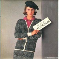 Discos de vinilo: JULIO IGLESIAS / HEY! / PALOMA BLANCA / ¡POR ELLA! / DE NIÑA A MUJER (EP PRUBLICIDAD ESCORPION). Lote 98112067